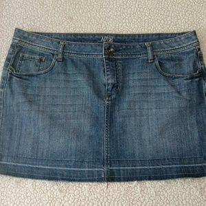Apt. 9 Jean Skirt